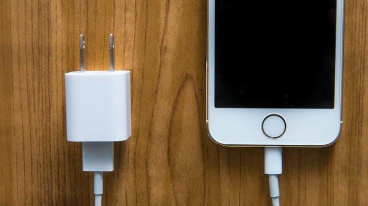 Зарядка телефона другой зарядкой