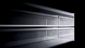 черно-белый windows